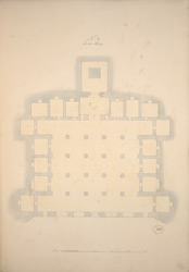 Ground Plans of the Ajanta Caves  f.6